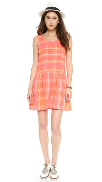 Ace&Jig Play Mini Dress - Glow at Shopbop / East Dane