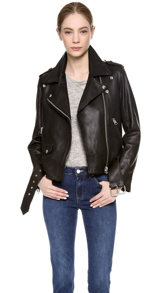 Acne Studios Mape Motorcycle Jacket