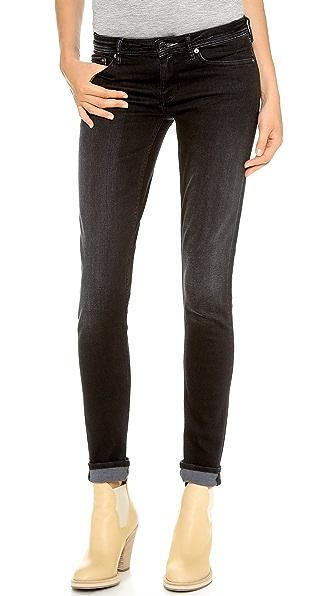Acne Studios Lowrise Skinny Jeans