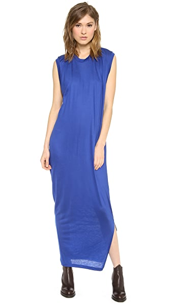 Acne Studios Bree Tencel Long Dress