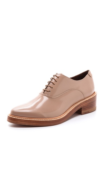 Acne Studios Carla Oxfords