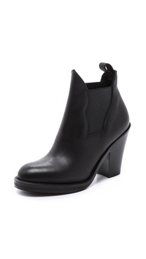 Acne Studios Star Ankle Booties