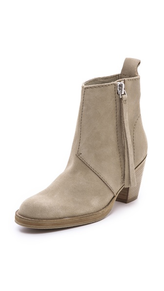 Acne Studios Pistol Boots - Mocca at Shopbop / East Dane