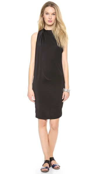 Acne Studios Heat Dress - Black at Shopbop / East Dane