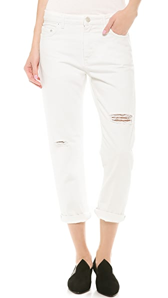 Acne Studios Pop Distressed Jeans