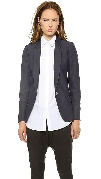Acne Studios Single Button Suiting Blazer