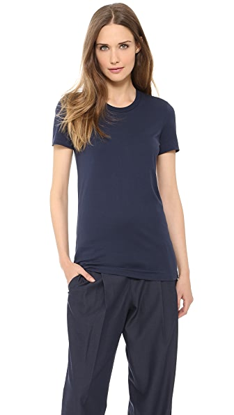 Acne Studios Bliss Cotton T Shirt
