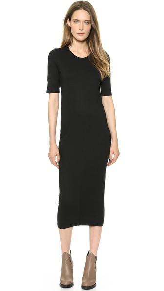 Acne Studios Visit Jersey Dress