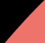 Black/Blush Pink