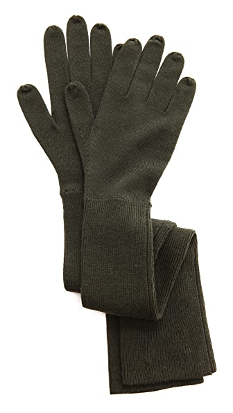 Acne Studios Deco Gloves