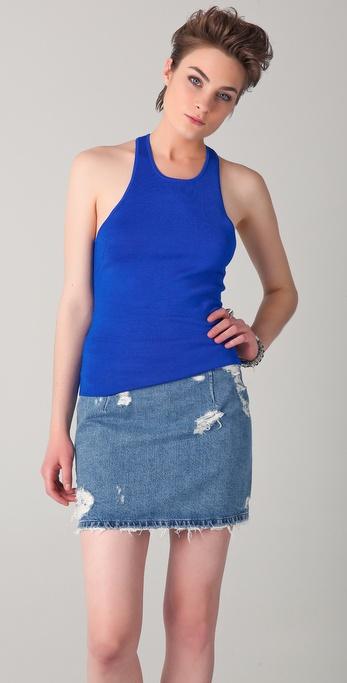 Acne Anita Underwear Tank