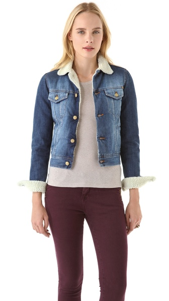 Acquaverde Jean Jacket