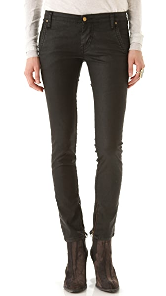 Acquaverde Stretch Zip Pants
