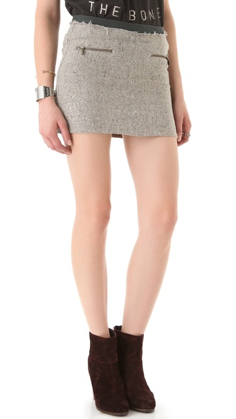 Acquaverde Lucy Zip Skirt