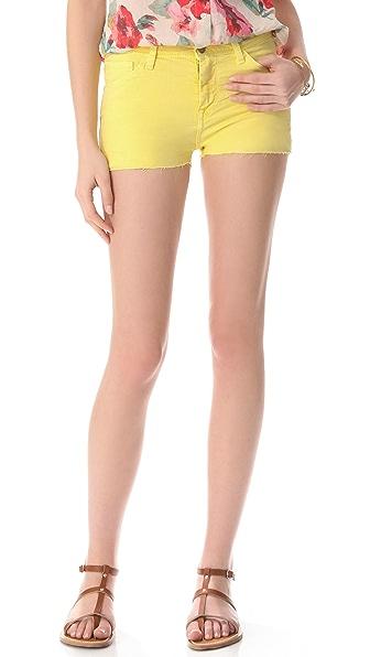 Acquaverde Alexa Cutoff Denim Shorts