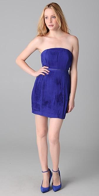 ADAM Strapless Dress