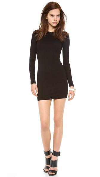 Ad Ponte Sheath Dress - Black at Shopbop / East Dane
