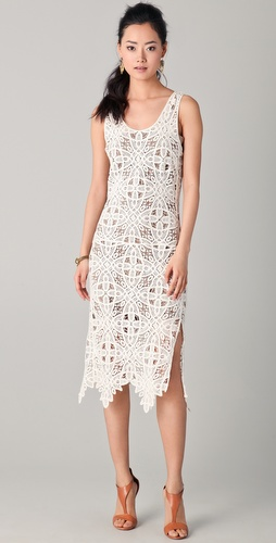 ADDISON Crochet Lace Dress