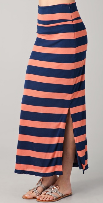 ADDISON Maxi Skirt