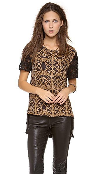 ADDISON Astor High Lo Top