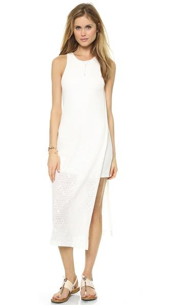 ADDISON Lacy Tank Dress