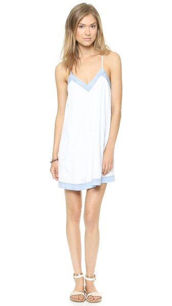 ADDISON Wyton Swing Dress