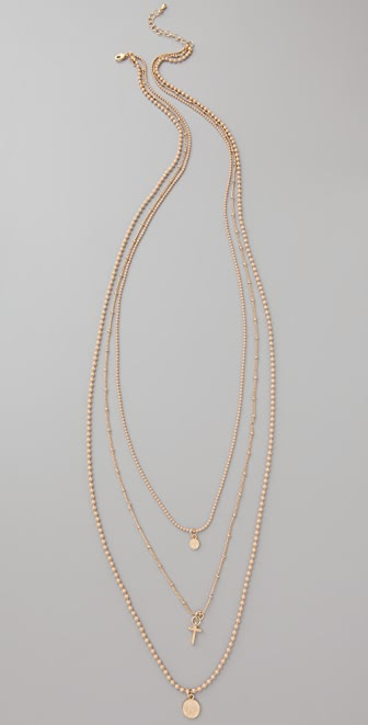 Adia Kibur Tiered Necklace