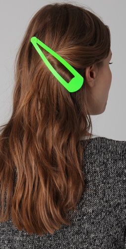 Adia Kibur Jumbo Neon Hair Pin