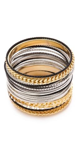 mixed bangles