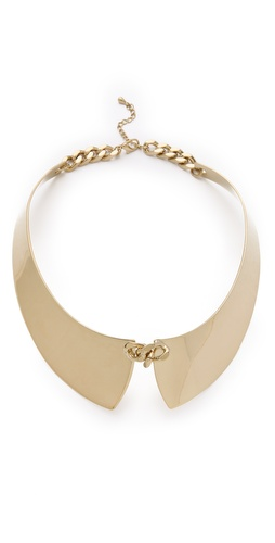 Adia Kibur Gold Collar