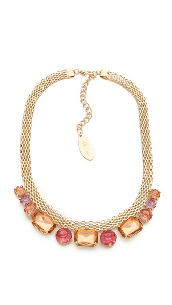 Adia Kibur Multi Stone Necklace