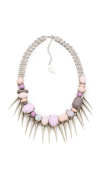 Adia Kibur Stone Necklace