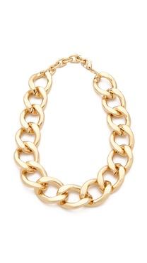 Adia Kibur Link Chain Necklace