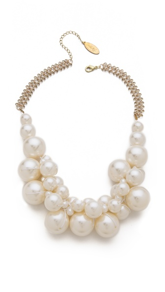 Adia Kibur Cluster Necklace
