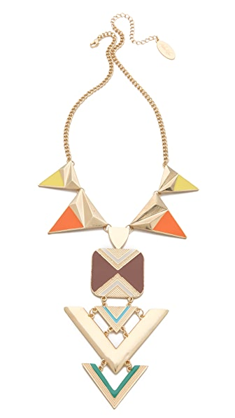 Adia Kibur Geometric Necklace