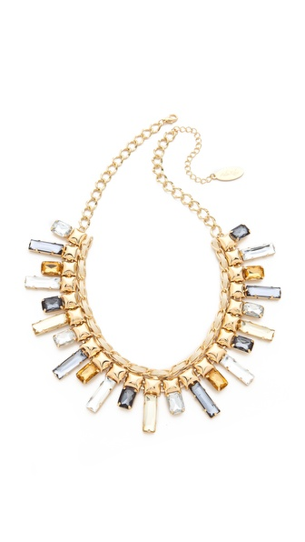 Adia Kibur Multicolored Gem Necklace