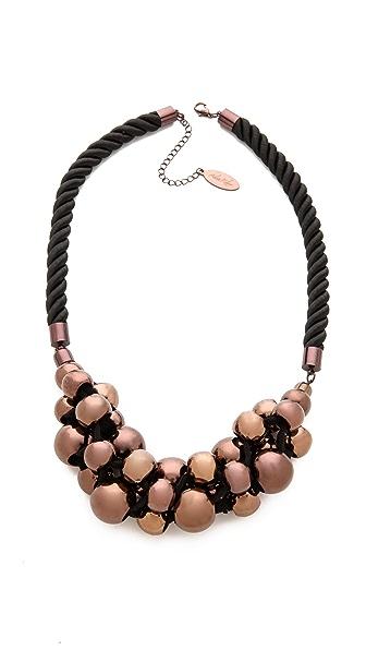 Adia Kibur Cluster Necklace