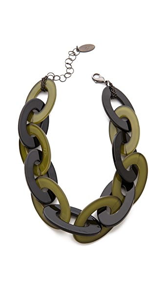 Adia Kibur Short Link Necklace