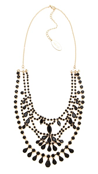 Adia Kibur Delicate Statement Necklace