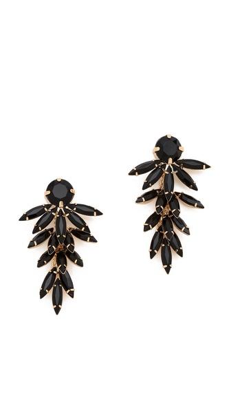 Adia Kibur Petal Statement Earrings