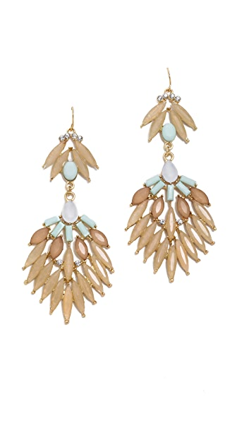 Adia Kibur Statement Petal Earrings