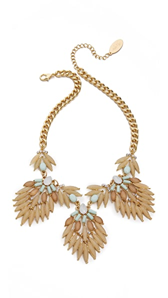 Adia Kibur Petal Statement Necklace