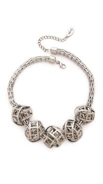 Adia Kibur Woven Necklace