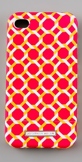 Jonathan Adler Links iPhone 4 Cover