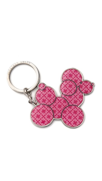 Jonathan Adler Poodle Keychain