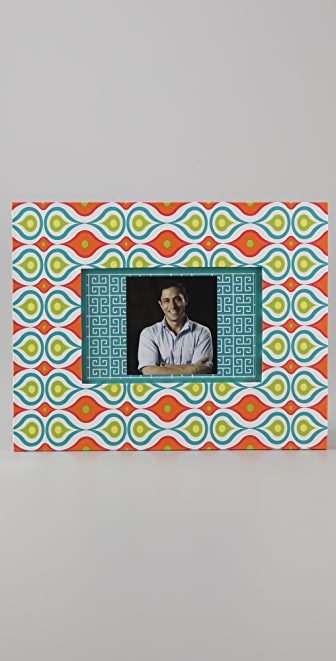 Jonathan Adler Plume Picture Frame