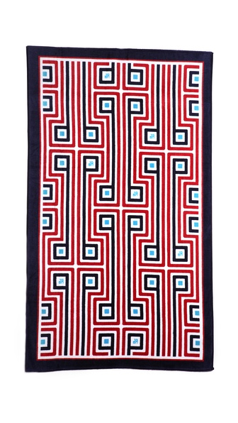 Jonathan Adler George Beach Towel