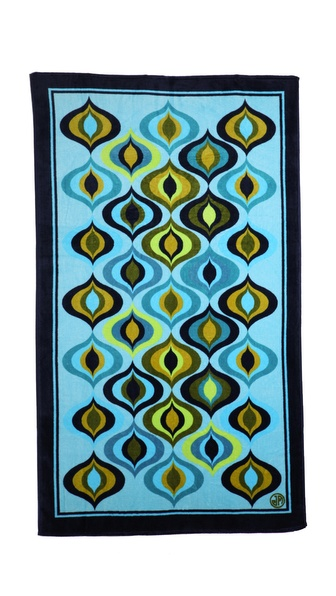 Jonathan Adler Waves Beach Towel