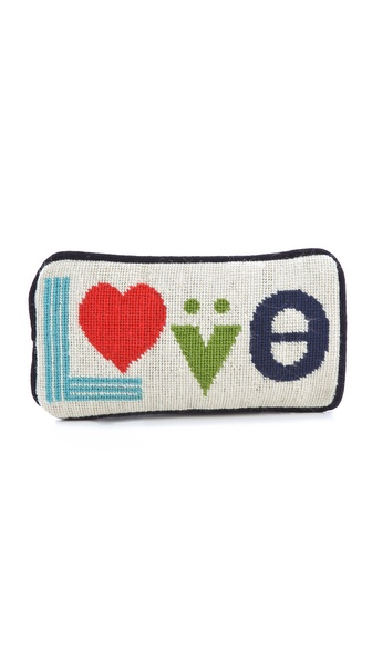 Jonathan Adler Love Mod Glasses Case