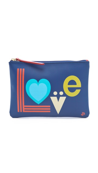 Jonathan Adler Peace / Love Pouch